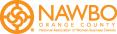 NAWBO Logo orange